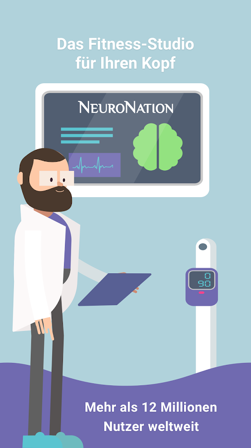 NeuroNation Gehirntraining – Screenshot