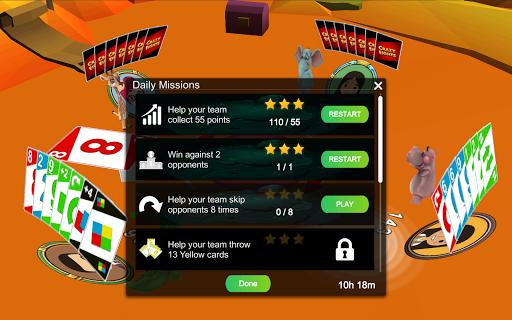 Crazy Eights 3D  screenshots 10