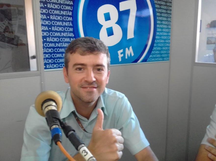 Tiago Soares, jogador da Assoxupé