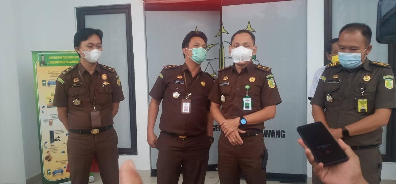 Kadisdik Tulang Bawang NS Resmi Jadi Tersangka Dugaan Korupsi Dana DAK Fisik Tahun 2019