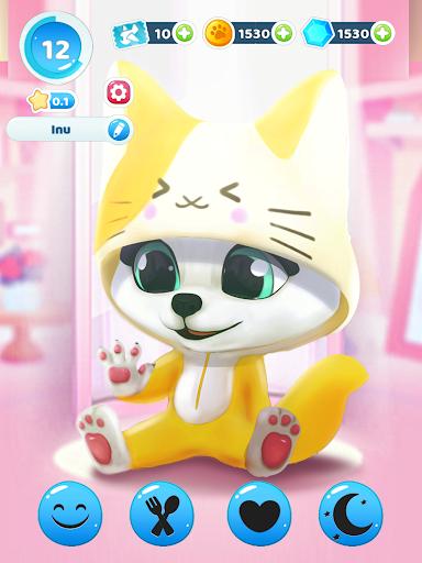 Inu the cute Shiba - virtual pup games 6 screenshots 11