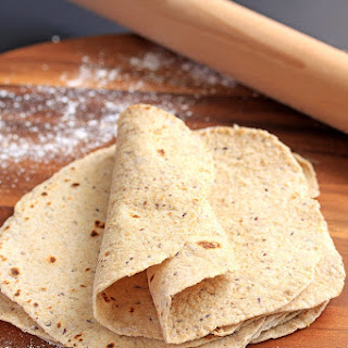 Homemade Wholemeal Tortillas (Flatbread) Recipe