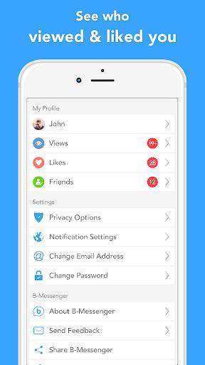 B-Messenger Video Chat screenshot 10