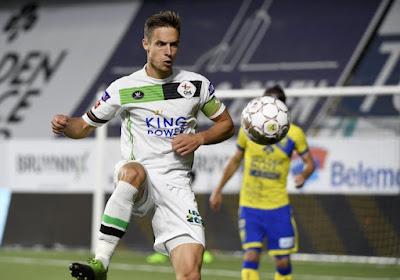 """Double déception pour le Bruxellois David Hubert face à son ancien club : """"J'y ai passé dix ans"""""""