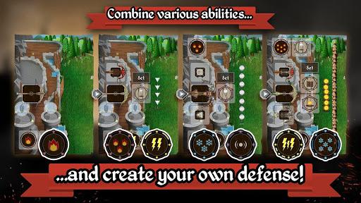 Grim Defender: Castle Defense 1.64 screenshots 5
