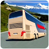 Mountain Bus Games: Safe Auto Drive 3D Sim