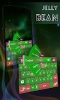Screenshot of Jelly Bean GO Keyboard