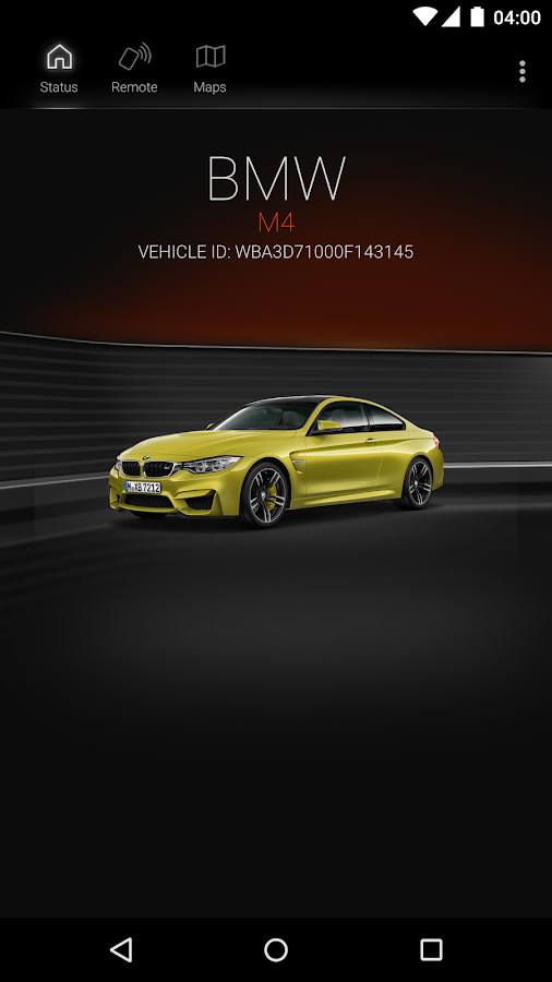 My BMW Remote Android Apps on Google Play