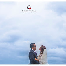 Wedding photographer Humberto Ramirez (humbertoramirez). Photo of 16.01.2017