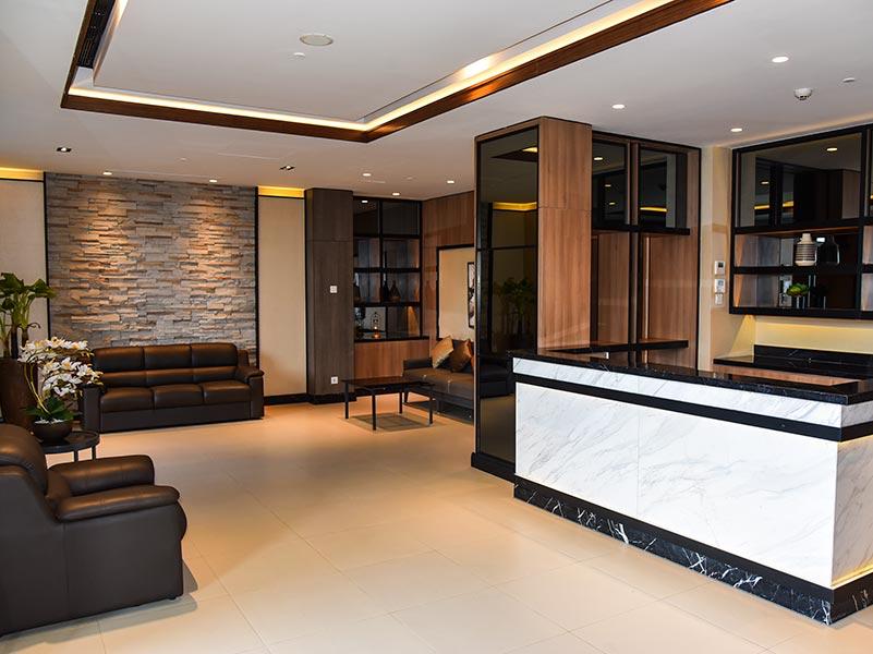 Apartemen Dekat Istana Sahid Daerah Tanah Abang: Casa Domaine