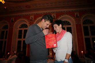 Photo: Auch Paule wurde beschenkt.