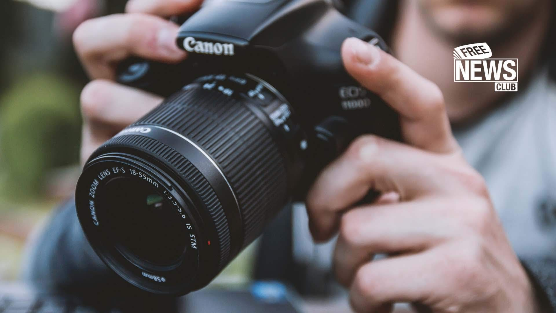 Canon Camera - Free News Club - The Reason You Take Bad Pictures