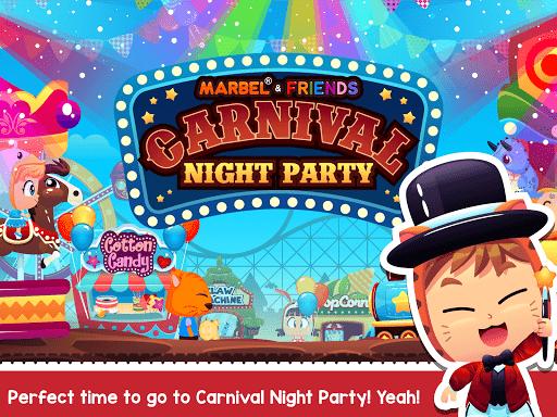 Marbel Night Carnival 1.0.1 screenshots 6