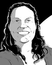 Photo: Not Quite 366 Avatars Project 2012 Hey guys, I made an avatar portrait of +Becky Raymond. Yeah!  Custom Avatar Portraits by CDowd >> http://CDowd.com/avatars