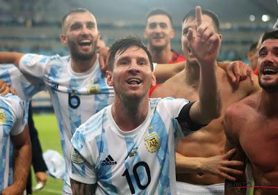 """Joan Laporta optimiste pour Lionel Messi : """"Il veut rester au club"""""""