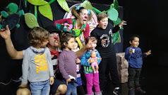 Actividades infantiles y teatro creativo en Artenvacío.