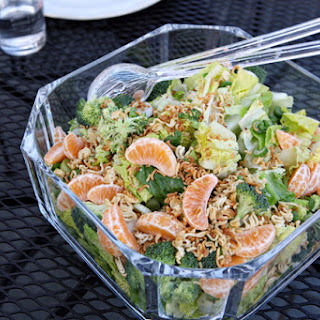 Ramen Noodle Lettuce Salad Recipes