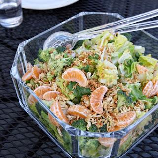 Ramen Noodle Salad Romaine Lettuce Recipes.