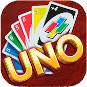Uno Multiplayer Offline Card - Play with Friends icon