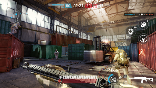 Warface: Global Operations u2013 PVP Action Shooter screenshots 7