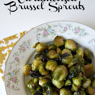 Caramelized Brussel Sprouts Recipes.