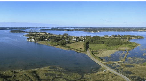 La Presqu'île de la Pointe du Verdon