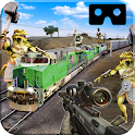 defesa vr trem exército icon