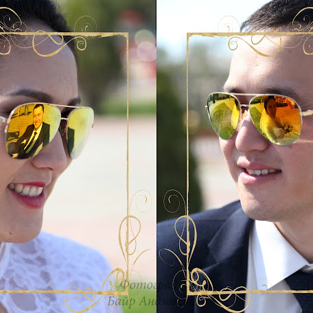Wedding photographer Bayr Andzhaeva (Bair). Photo of 03.07.2015