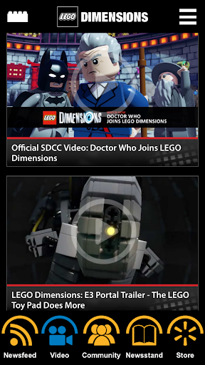 LaunchDay - Lego Dimensions screenshot