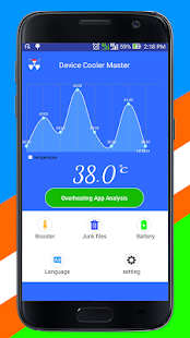 App Cooling Down - Phone Cooler APK for Windows Phone