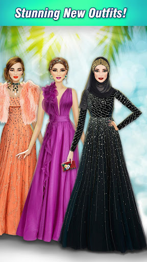 International Fashion Stylist: Model Design Studio filehippodl screenshot 1