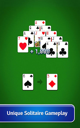 Pyramid Solitaire  screenshots 9