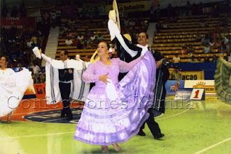 Photo: vestido de marinera lila www.confeccionesyamila.com