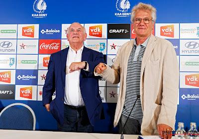 """Ivan De Witte explique le choix Bölöni: """"Pas de rupture avec notre style de jeu"""""""