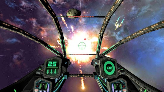 VR Space: The Last Mission Screenshot