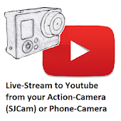 Camera Youtube Live Streamer