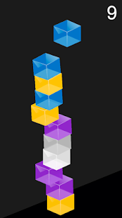 Color Tower - Falling Boxes- screenshot thumbnail