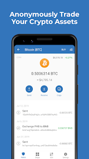 Trust - Crypto & Bitcoin Wallet Screenshot