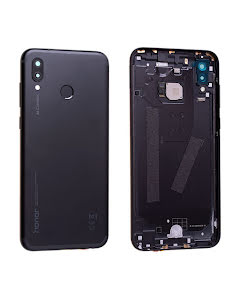 Honor Play Back Cover Black