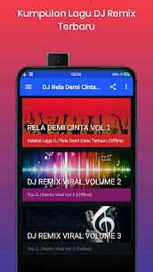 DJ Rela Demi Cinta Offline 1.0 Latest MOD APK 1