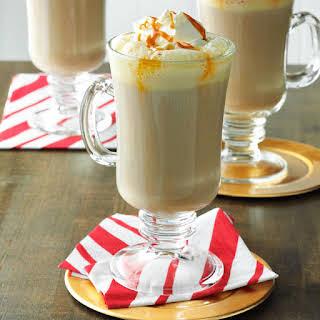Caramel-Chai Tea Latte.