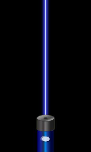 レーザー光の色