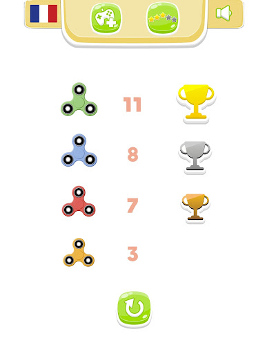 Hand Spinner : 4 players game 10 de.gamequotes.net 3