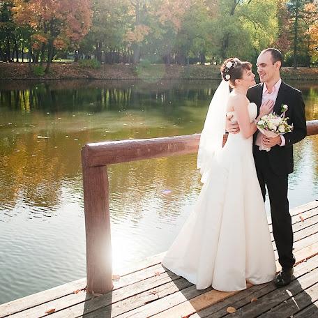 Wedding photographer Natalya Kanischeva (Natalyka). Photo of 11.01.2018