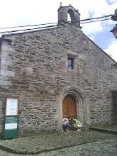 Photo: Cumpliendo una promesa en el Convento de la Magdalena (Arzúa)