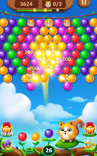 Bubble Shooter Bird Rescue For PC