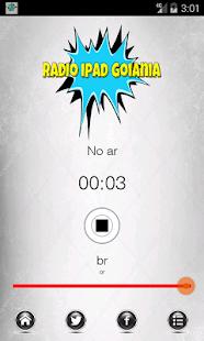Radio IPAD Goiânia - náhled