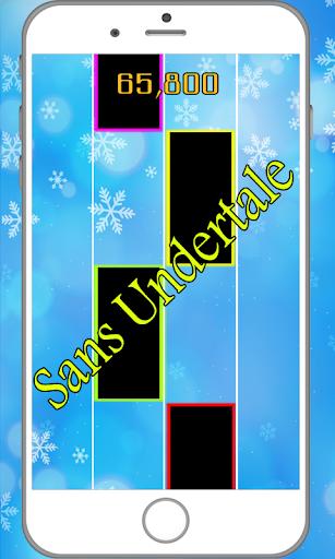 Sans Undertale Piano tiles 2.0 screenshots 3