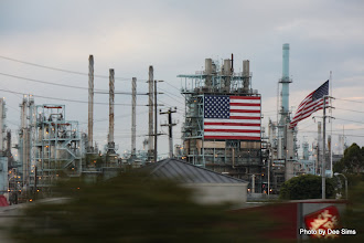 Photo: (Year 3) Day 30 -  An Oil Refinery Maybe