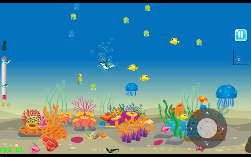 Shark Journey - Feed and Grow Fish Game filehippodl screenshot 15